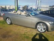 2008 BMW 335i E93 MY08 Steptronic Platinum 6 Speed Sports Automatic Convertible Wangara Wanneroo Area Preview