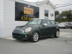 2011 MINI Cooper HATCHBACK 6 SPEED 1.6 L