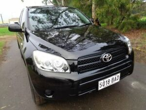 2006 Toyota RAV4 Black Automatic Wagon Mile End South West Torrens Area Preview