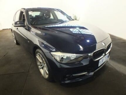 2014 BMW 328I F30 MY14 F30 MY0813 SPORT LINE Imperial Blue 8 Speed Automatic Sedan Clemton Park Canterbury Area Preview