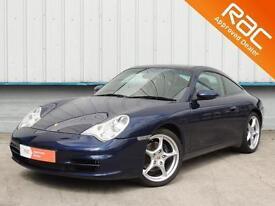 2002 PORSCHE 911 MK 996 3.6 TARGA COUPE PETROL
