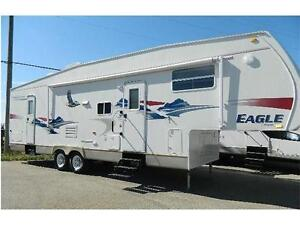 2006 EAGLE 325 BUNK MODEL WITH 2 SLIDES, REDUCED NOW 19,990