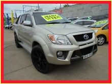 2008 TRD Hilux GGN25R MY09 4000SL Champagne 5 Speed Automatic Utility Holroyd Parramatta Area Preview