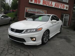 2013 Honda Accord EX-L-NAVI V6 HFP. v6, EX-L Coupe, Navigation!