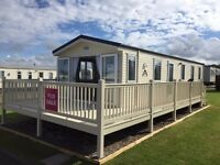 Static caravan Northumberland, Berwick, Haven, Brand new, Atlas Everlgade, Berwick Upon Tweed