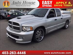 2005 DODGE RAM VIPER SRT-10 V10 DUB WHEELS LOW KMS