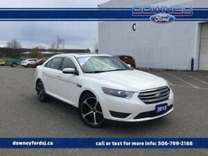 2015 Ford Taurus SEL Leather AWD Nav Htd Seats Reverse Cam