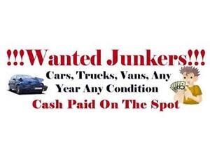 WE PAY CASH ON THE SPOT FOR CARS OR TRUCKS CLUNKER OR NOT!! Edmonton Edmonton Area image 9