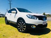 2012 Nissan Dualis J10W Series 3 MY12 Ti-L Hatch X-tronic 2WD White 6 Speed Constant Variable Wangara Wanneroo Area Preview
