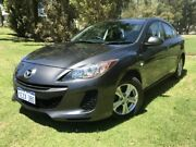 2012 Mazda 3 BL10F2 Neo Activematic Grey 5 Speed Sports Automatic Sedan Embleton Bayswater Area Preview