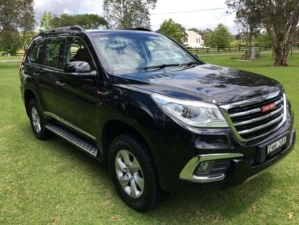 2015 Haval H9 Premium (4x4) Black 6 Speed Automatic Wagon Tuggerah Wyong Area Preview