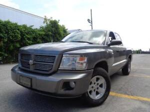 2010 Dodge Dakota SXT - 4DOOR - 4X4 FLEX FUEL 416-742 KING