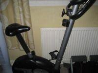 Exersize bike