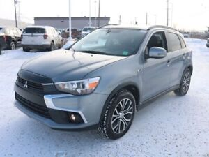 2017 Mitsubishi RVR GT, 2.4L, 4WD, BLUETOOTH MEDIA, TOUCH SCREEN