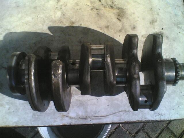 polo 1.4 tdi engine crankshaft