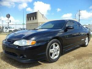2004 Chevrolet Monte Carlo SS--SUPERCHARGED--LEATHER--SUNROOF