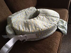 My Brest friend nursing pillow, used 2x