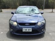 2009 Ford Falcon FG XR6 Blue 5 Speed Sports Automatic Sedan Mile End South West Torrens Area Preview