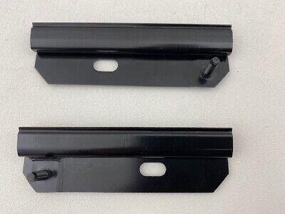 Fit 94-02 Dodge Ram Pickup Front Door Window Glass Channel  Clips NEW