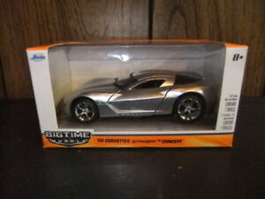 2009 Corvette Stingray Concept Big Time Muscle 1:32 4 sell