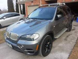 BMW X5 35d DIESEL TWIN TURBO CHARGE 3L DIESEL ENGINE