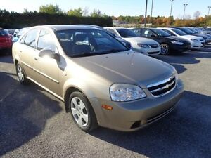 2005 Chevrolet Optra (SOLD AS IS)