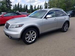 2005 INFINITI FX45, AWD, No Accidents, Only 187090 km