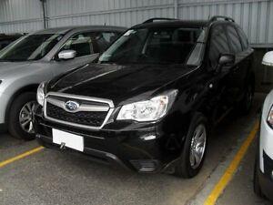 2013 Subaru Forester MY13 2.5I Black Continuous Variable Wagon Moorabbin Kingston Area Preview