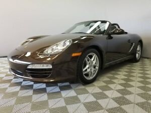 2010 Porsche Boxster Manual | Sport Chrono | H/C Seats | Dynamic