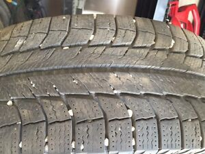 4 Michelin - Latitude X-ice - 235/65R17 108T XL on 7.5Jx17 ET44