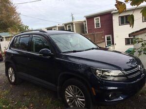 2016 Volkswagen Tiguan Special Edition SUV St. John's Newfoundland image 1