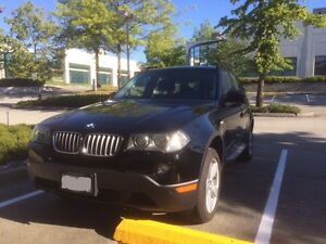 2008 BMW X3 Sport Package SUV, Crossover
