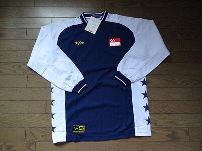 Singapore 100% Original Soccer Jersey M NEW 2004 Still BNWT MINT LS Rare image