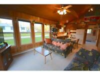 MUST SELL Cottage (Cabin) at Grand Beach, corner lot