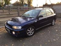 Subaru Impreza Wagon Sport 2.0 AWD