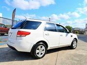 2014 Ford Territory SZ TX Seq Sport Shift White 6 Speed Sports Automatic Wagon Woodridge Logan Area Preview
