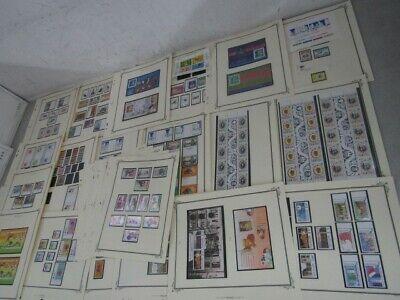 Nystamps British Hong Kong mint NH stamp & souvenir sheet collection Scott page!