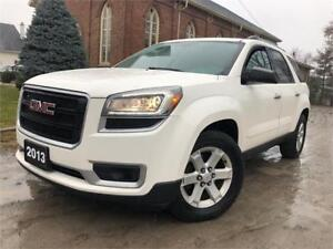 2013 GMC Acadia SLE2 - BACKUP CAM - AWD - NO ACCIDENTS!!!