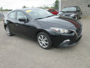 2014 Mazda 3 $39 WEEKLY Hatchback