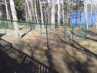 Do you need a fence installed? Give us a call!