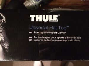 Thule Universal Flat Top Snowsport Carrier