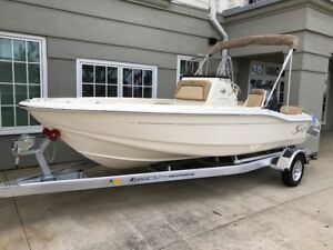 2018 Scout Boat Company 175 Sport Fish