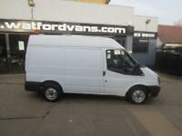 2012 Ford Transit 280 2.2TDCi 85ps SWB MR *A/C*PDC*E/W Diesel white Manual
