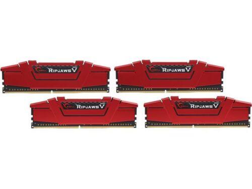 G-SKILL-Ripjaws-V-Series-64GB-4-x-16GB-288-Pin-DDR4-SDRAM-DDR4-2666-PC4-21300