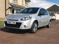 Showroom Condition 2012 Renault Clio with extremely low mileage, full service history.