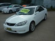 2005 Toyota Camry MCV36R 06 Upgrade Altise Limited White 4 Speed Automatic Sedan Granville Parramatta Area Preview