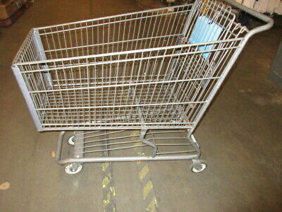 115 Supermarket Shopping Grocery Carts Wow 2499.99 Less Than 22cart Or Bo