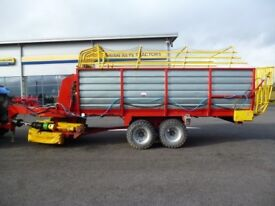 2013 Zero Grazer on tandem axle.