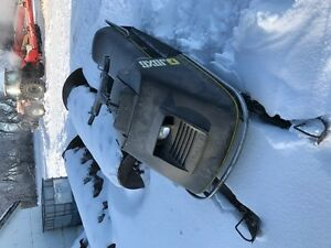 2 John Deere snowmobiles for sale