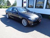 2011 BMW 5 Series 535i xDrive AWD w/ NAV!